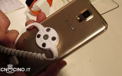 Samsung Galaxy S5 vs iPhone 5S: confronto e paragone