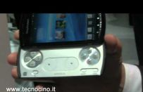 Sony Ericsson Xperia Play video dal MWC 2011 di Barcellona