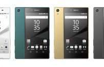 Sony Xperia Z5 vs Sony Xperia Z3 plus: il confronto