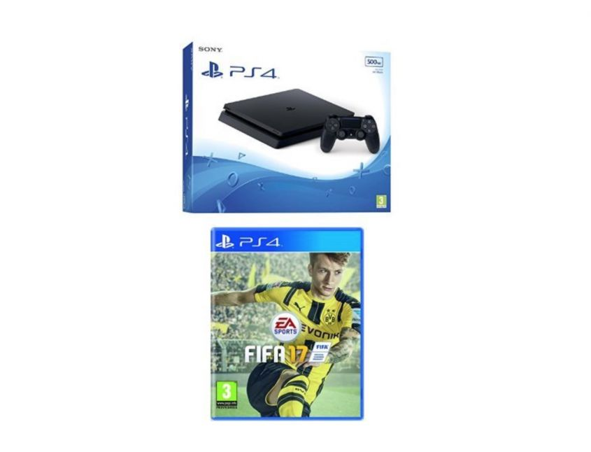 Sony PlayStation 4 FIFA 17 bundle