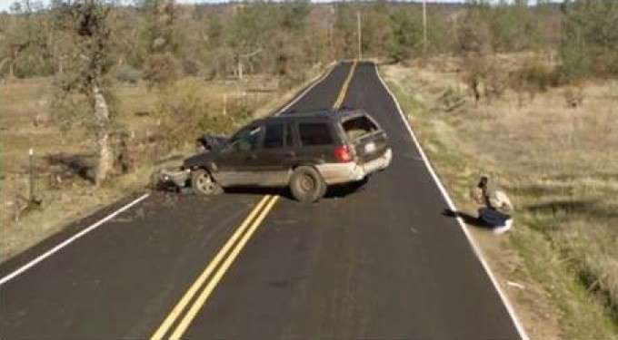 Incidente e disperazione su Google Maps