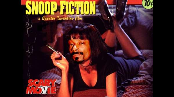 Snoop Dog pulp fiction